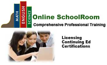 online training courses and online certification classes
